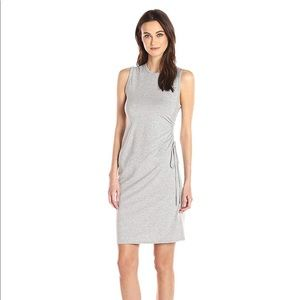 Knitted theory heather grey dress